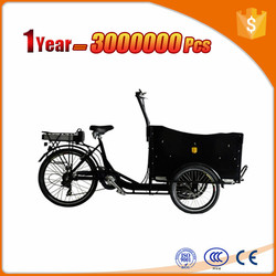 Multifunctional tricycle cargo bike/tricycle motorcycle in india tricycle with CE certificate