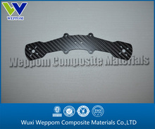custom-made cnc machnining parts drone frame carbon