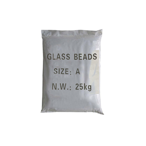 Road marking glass beads grow in the dark reflective glass beads manufacturers  for color road marking paints