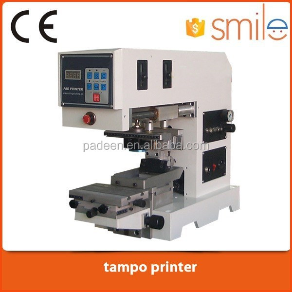 single color pad printing machine price in china