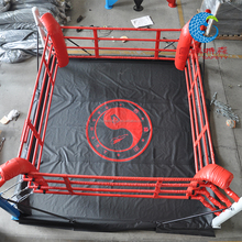 international standard quality competition used boxing ring for sale