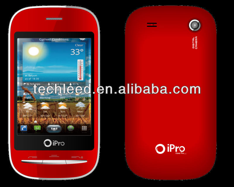 Low cost Best Design dual sim Quadband alibaba express Cute PDA Ipro Q70 mobile phone