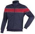 club 100% polyester mens blank wholesale track jacket