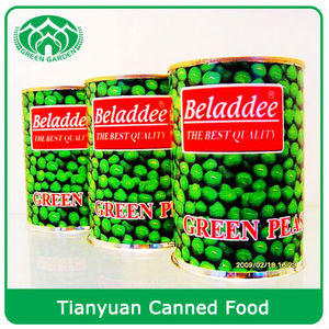 Best Canned Processed Green Peas in tins