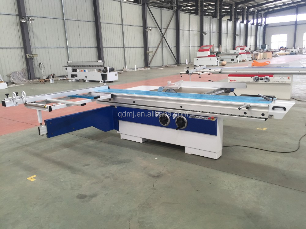 Wood sliding Table panel saw machine