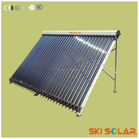 2015 heat pipe vacuum solar collector china solar water heater for swimming pool