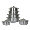 Aluminum Wholesale Caldero Set