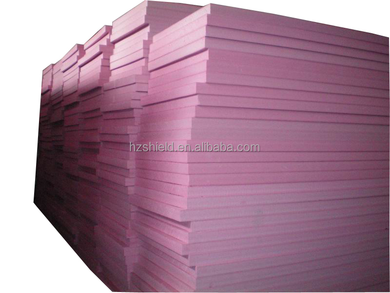 Waterproof and Insulation XPS Foam Board Price