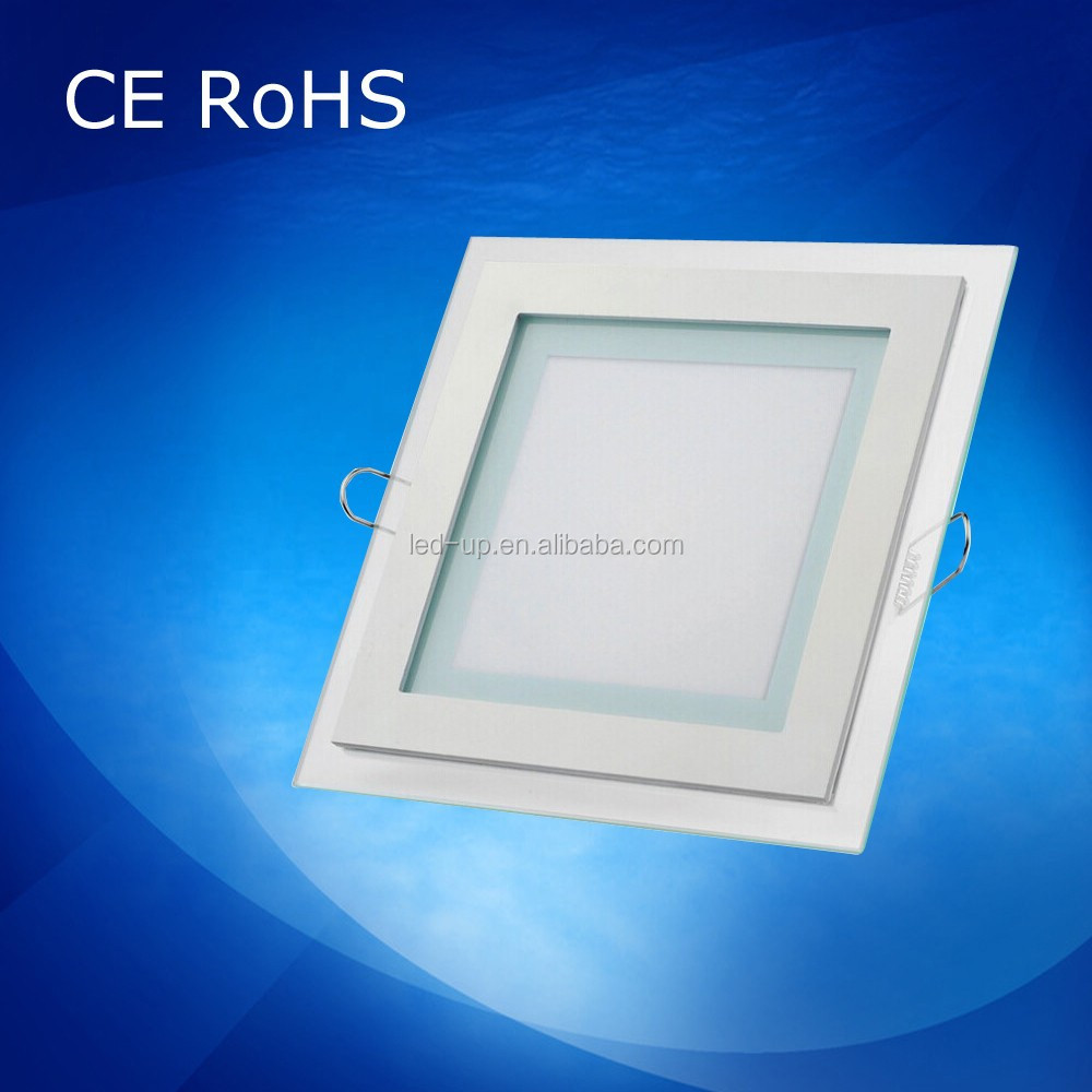Square <strong>flat</strong> LED Panel Light 6W 100x100 led ceiling panel light