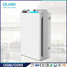 CE Approval Hepa Filter Air Purifier System With UV-C Sanitizer