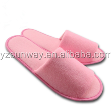 2015 China wholesale new model women shoes cleaning slippers customized hotel slipper