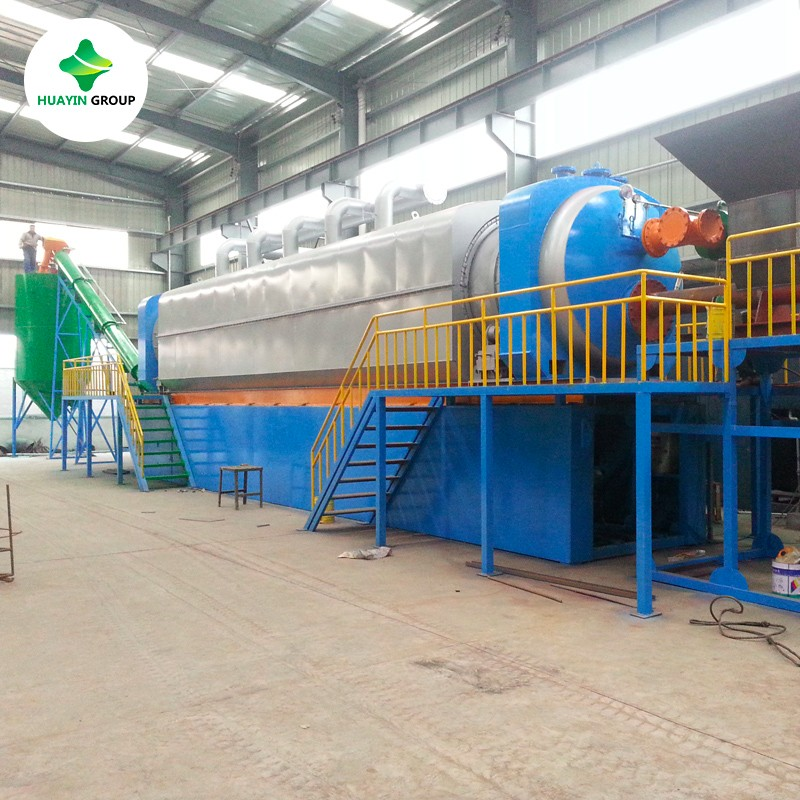 5T-30T Continuous Used Waste Tire /Tyre/Rubber Recycling Pyrolysis Machine To Oil With Plug&Play Project