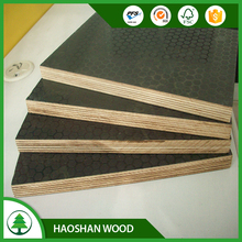 Brown,black film faced plywood/shuttering board/concrete formwork