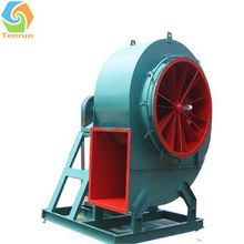 New technology fiberglass industrial centrifugal squirrel cage exhaust fan