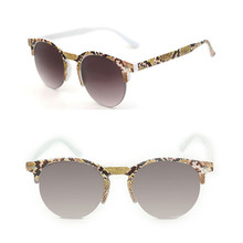 2014 Newest most popular fashion cool cateye sunglasses made in china