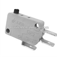 Long electrical and mechanical life micro pressure switches 125v 3a for automotive electronics product