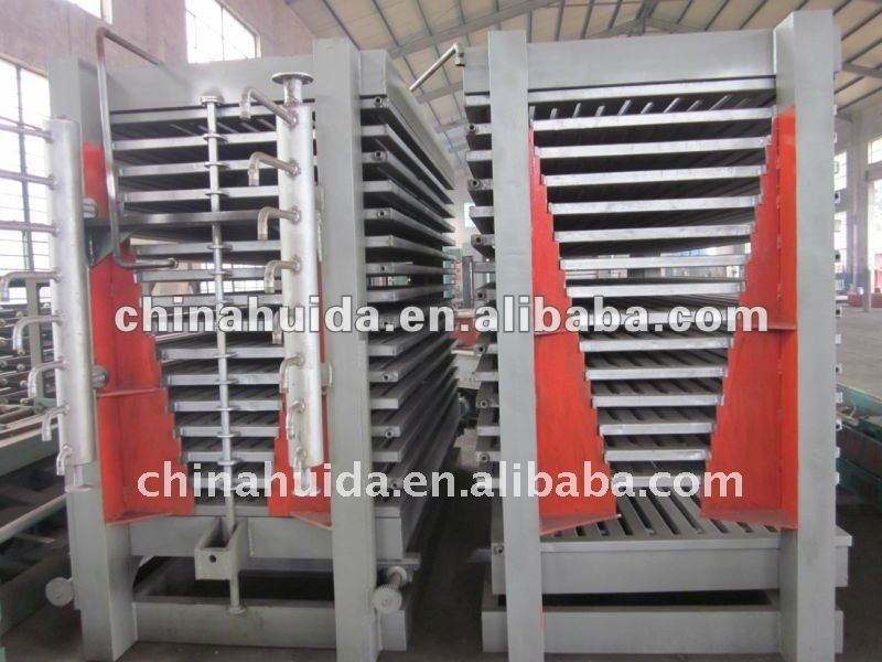 Core Veneer Dryer Machine/automatic steam press