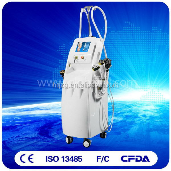 Best quality unique ultrasonic cavitation liposuction slimming machine