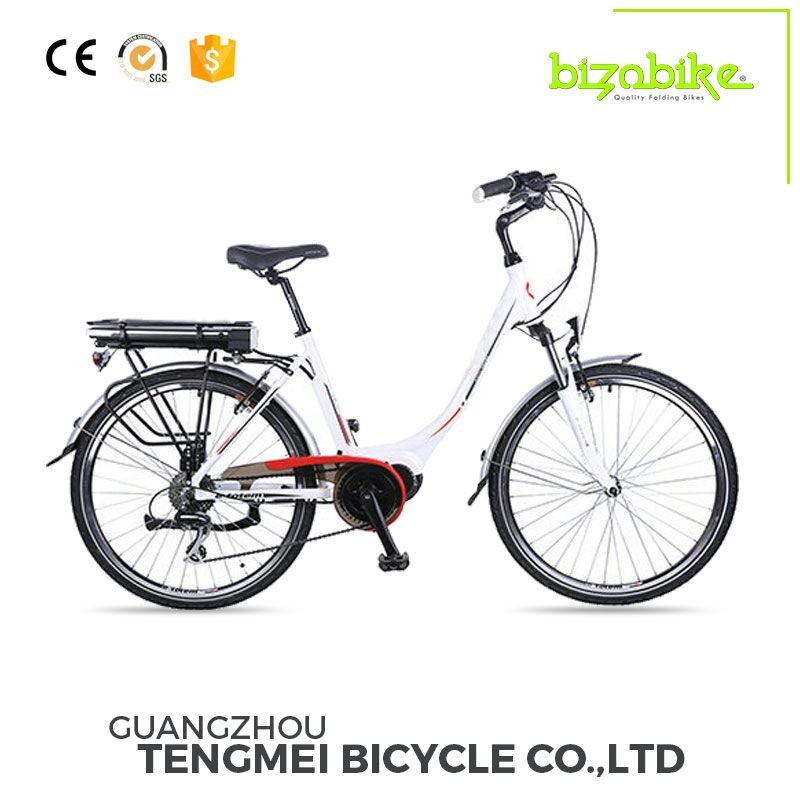 2016 china import electric bike for women