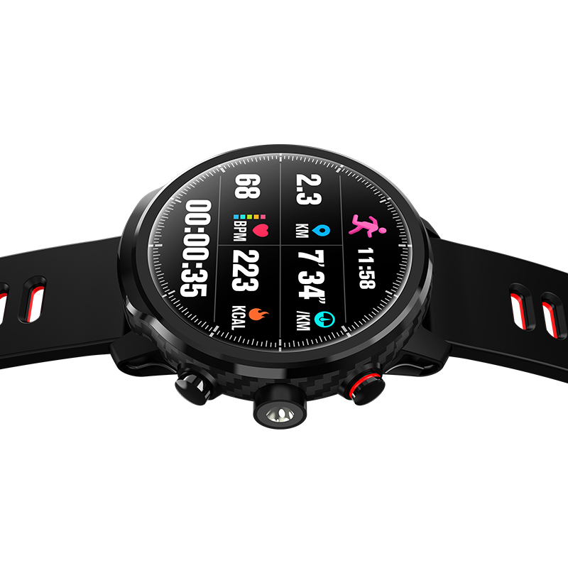 Microwear L5 high quality popular full touch colorful screen Bluetooth sport smart watch <strong>a1</strong> for mobile phone