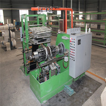 Fully automatic tyre spring turn up building machine for sale