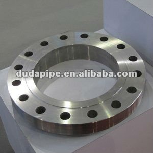 cnc turning stainless steel flange, weld neck flange custom fabrication service, machinery parts manufacturing plant China