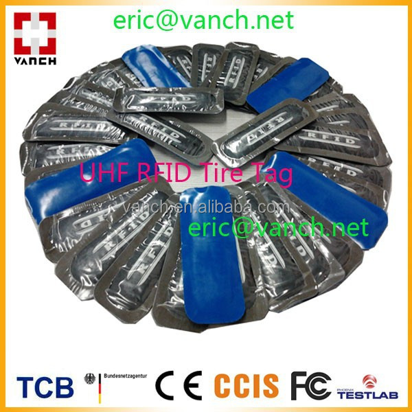 uhf rfid tag tyre solution