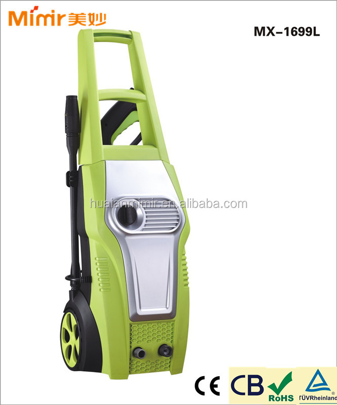 high pressure car washing machine MX -1699L