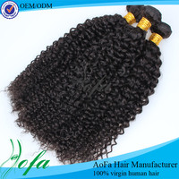 Direct from factory braiding virgin hair kinky curly lace front wigs