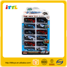 Good quality Latest design Pull Back Police Car for Promotion