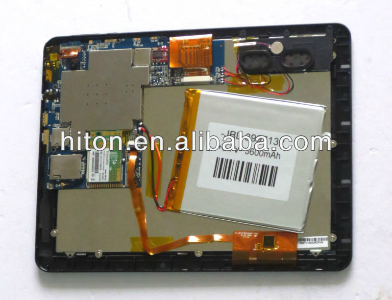 Cheap Factory Boxchip Allwinner A20 motherboard or A20 mainboard A20-based motherboard for A20 Tablet parts with android 4.2 OS