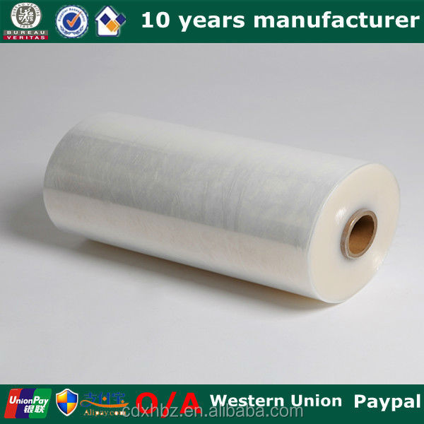 Hot selling custom palstic wrapping film