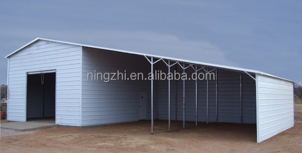 Prefabricated durable farm sheds large steel shed buy for Durable sheds