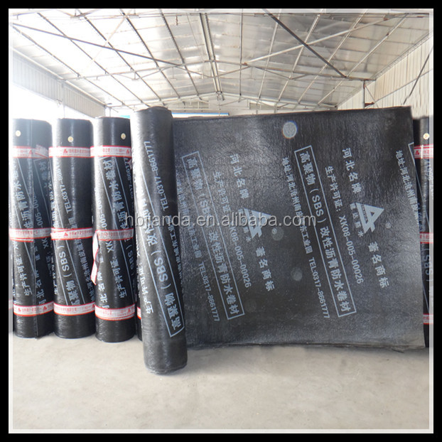 bituminous waterproofing membrane