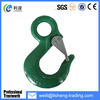 Alloy steel G80 c type lifting hook