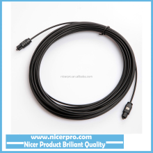 33FT(10M) Digital Optical Optic Fiber Toslink Audio Cable OD2.2mm AV Cable Free Shipping Wholesale