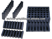 Graphite mold used for casting metals