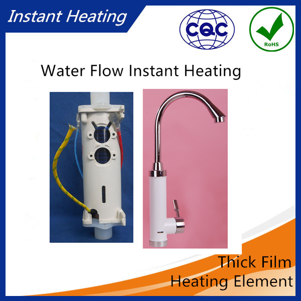 Electric Instant Faucet Water Heater Element Spare Parts Hot Water Heating Systems