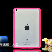 candy matte plastic case for iPad Mini