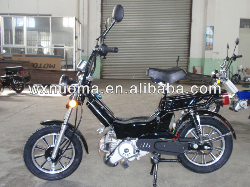 Facile Cheap Gas Mopeds with pedal, best selling