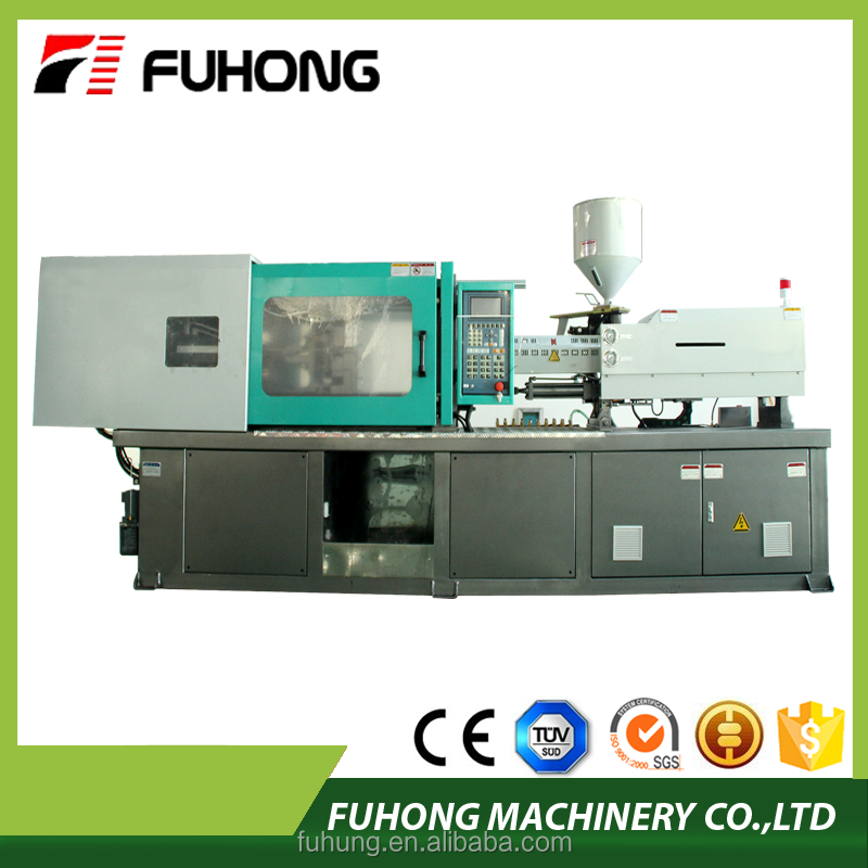 Ningbo fuhong 180ton plastic disposable syringe injection manufacturing moulding making machine