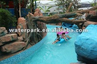 Magnificent Giant Lazy River -Water Entertainment Product