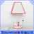 Factory price resin desk lamp reading lamp with cute figurines