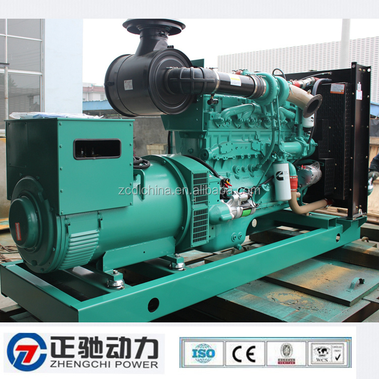 widely used cheap price 280kw diesel generator powered by cummins NTA855-G2A