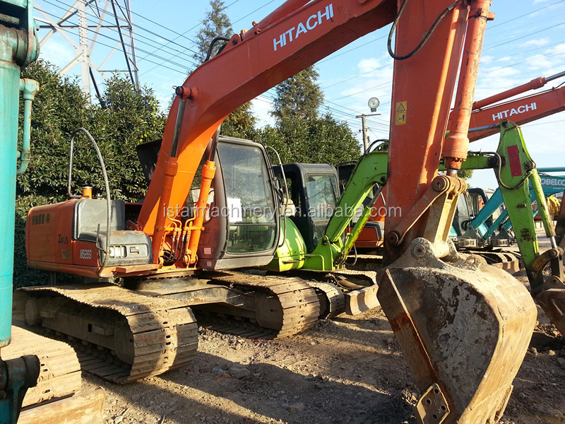 japan made hitachi used excavator zx120 for sale