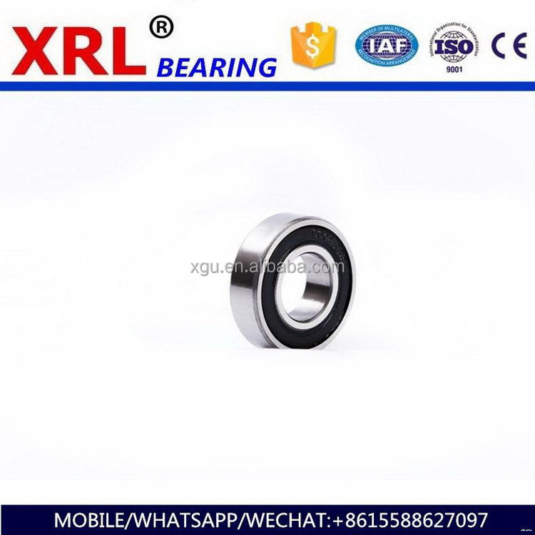 Customized new products miniature bearing with rubber seal 633zz
