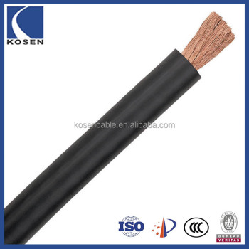 Copper Conductor Heat Resistant Cable Silicone Flexible