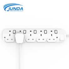Juanda factory supply ce vde certification international 250v 10a electrical plug socket