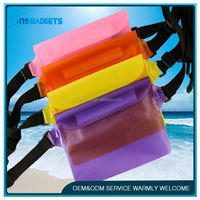 Beach Diving Swimming Waterproof Waist Pack Fanny Bag for MP3/Phone/Purse