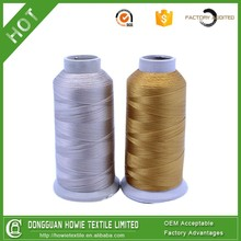 brother 120D 150D 250D colors polyester filament embrodery thread 1000m, 2000m, 3000m/cone